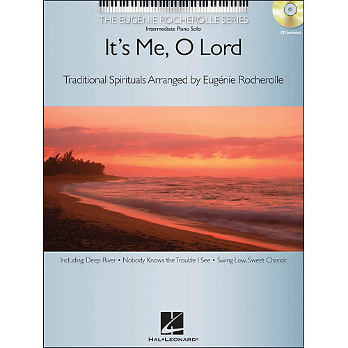 Hal Leonard It's Me, O Lord Book/CD - The Eugenie Rocherolle Series for Intermediate Piano Solo