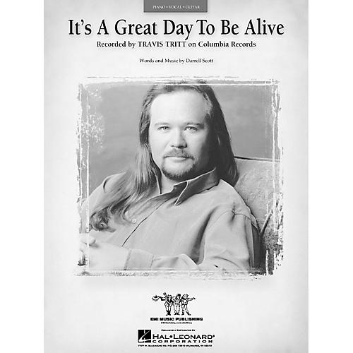 Hal Leonard It's a Great Day To Be Alive