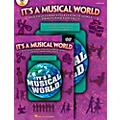 Hal Leonard It's a Musical World - Multicultural Collection of Songs, Dances and Fun Facts Classroom Kit thumbnail