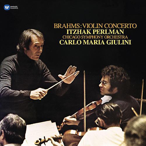 Alliance Itzhak Perlman - Brahms: Violin Concerto