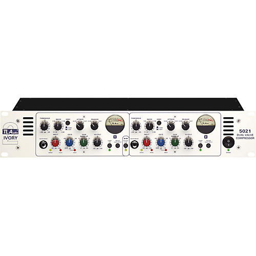 TL Audio Ivory 5021 Tube Compressor