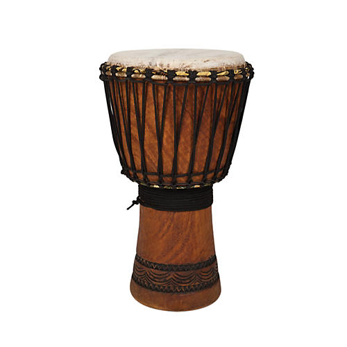 Overseas Connection Ivory Coast Djembe 12 in.
