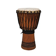 Open Box Overseas Connection Ivory Coast Djembe