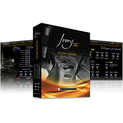 Synthogy Ivory II - Studio Grands