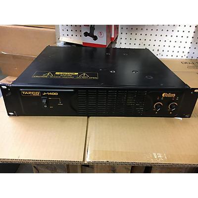 Tapco J-1400 Power Amp