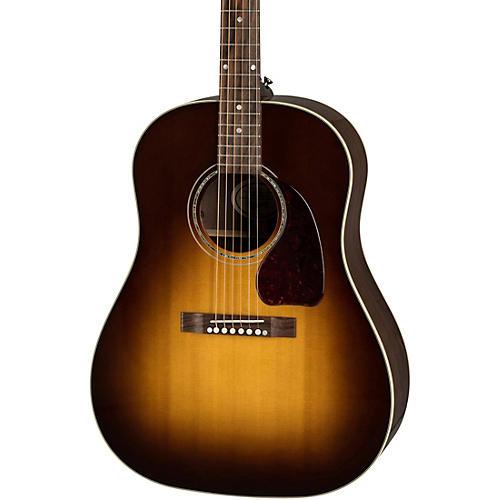 J-15 Standard Walnut Acoustic-Electric Guitar