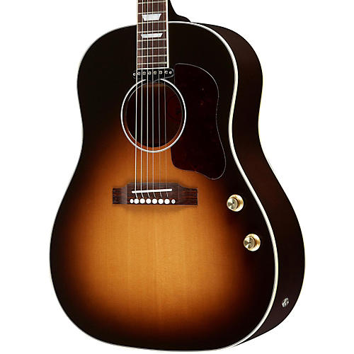 Gibson J-160E Standard Acoustic-Electric Guitar