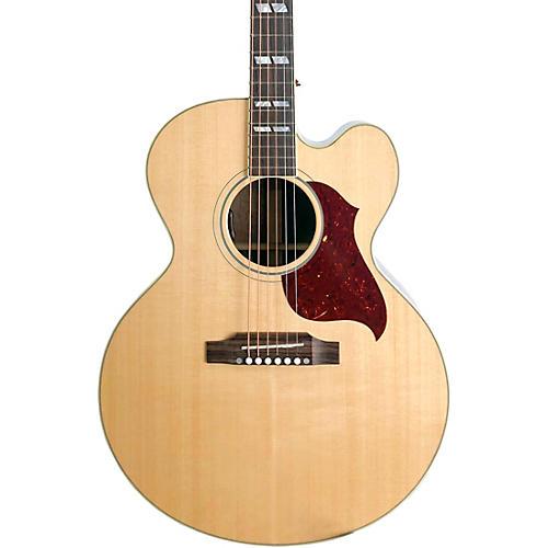 Gibson J-185 EC Bhilwara Acoustic-Electric Guitar Antique Natural