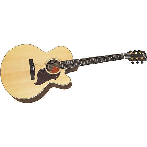 Gibson J-185 EC Ovangkol Cutaway Acoustic-Electric Guitar
