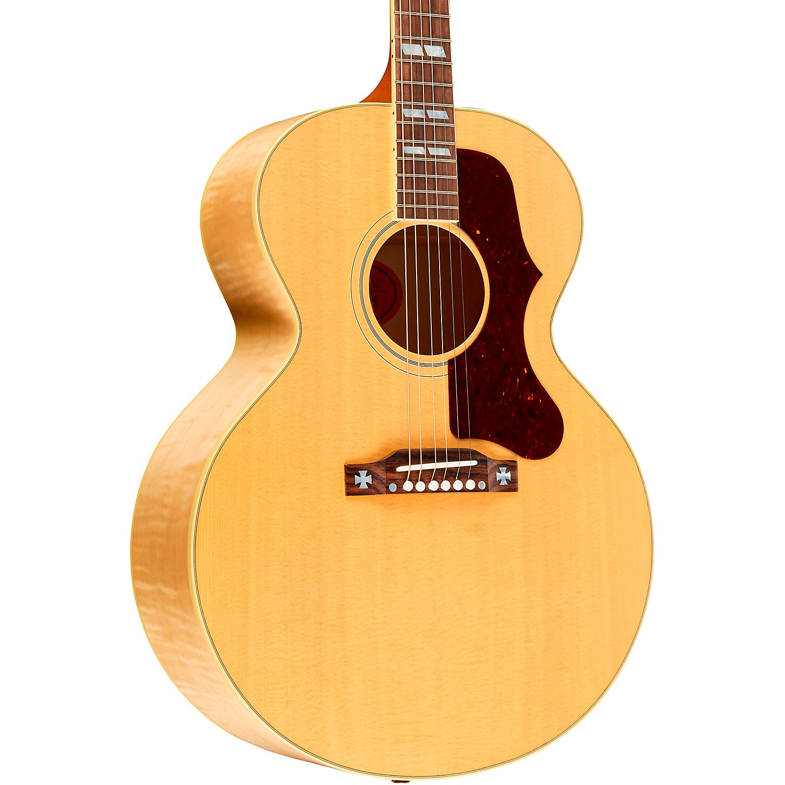 Gibson J-185 Original Acoustic-Electric Guitar