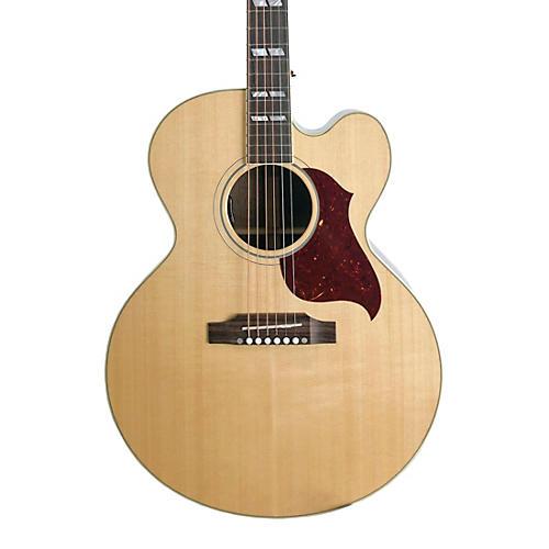 Gibson J-185EC Bhilwara Acoustic-Electric Guitar Antique Natural