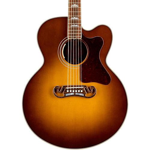 Gibson J-200 Claro Walnut Acoustic Guitar