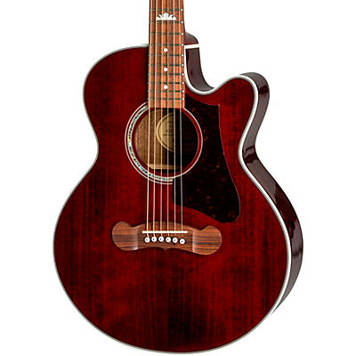 Epiphone J-200 EC Studio Parlor Acoustic-Electric Guitar