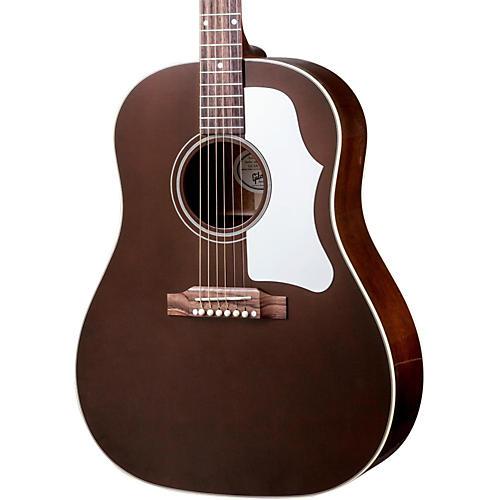 gibson j 45 brown top acoustic guitar musician 39 s friend. Black Bedroom Furniture Sets. Home Design Ideas
