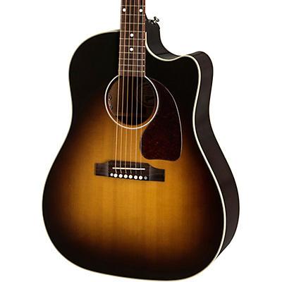 Gibson J-45 Cutaway Acoustic-Electric Guitar