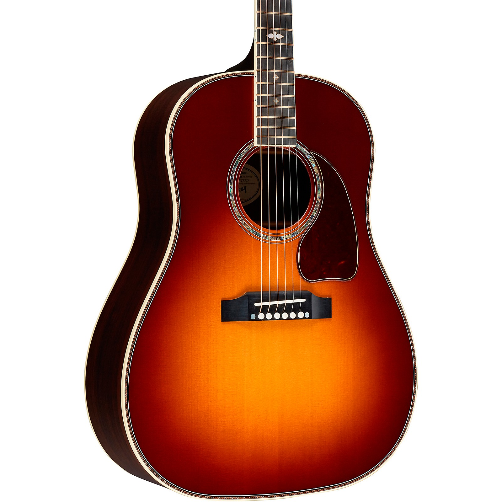 Gibson J-45 Deluxe Acoustic-Electric Guitar