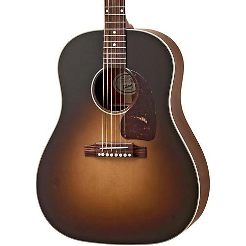 gibson j 45 min etune acoustic electric guitar musician 39 s friend. Black Bedroom Furniture Sets. Home Design Ideas