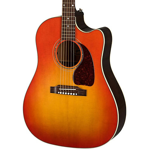 Gibson J-45 Modern Mahogany Acoustic-Electric Guitar Cherry Burst
