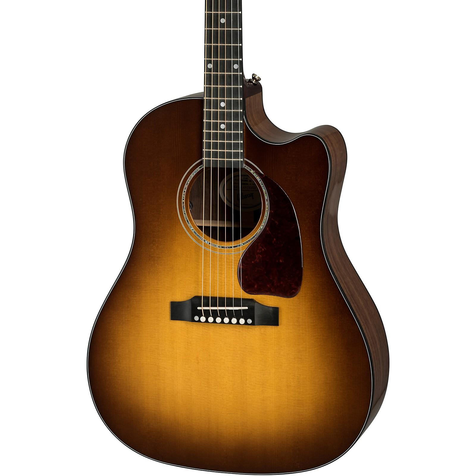 Gibson J-45 Modern Walnut Acoustic-Electric Guitar