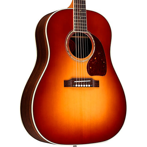 Gibson J-45 Rosewood Limited-Edition Acoustic-Electric Guitar Bourbon Burst