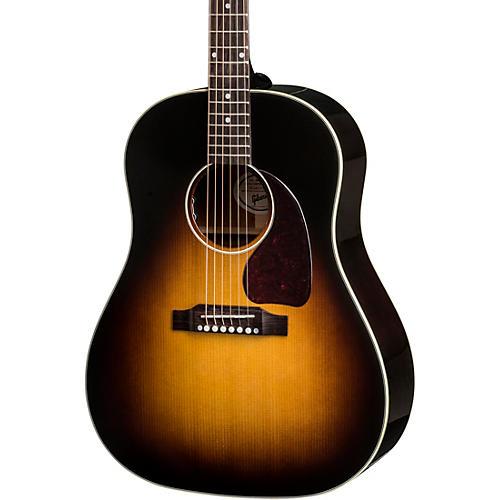 gibson j 45 standard 2019 acoustic electric guitar vintage sunburst musician 39 s friend. Black Bedroom Furniture Sets. Home Design Ideas