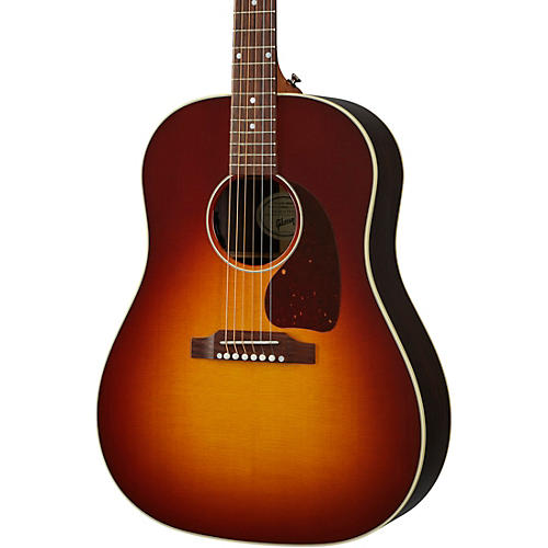 Gibson J-45 Studio Rosewood Acoustic-Electric Guitar Condition 2 - Blemished Rosewood Burst 194744120596