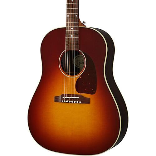 Gibson J-45 Studio Rosewood Acoustic-Electric Guitar Rosewood Burst