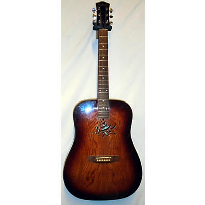 Dillion J-50A Acoustic Guitar