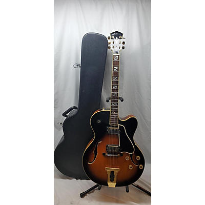 Washburn J-6 Hollow Body Electric Guitar