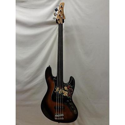 Hohner J BASS FL Electric Bass Guitar
