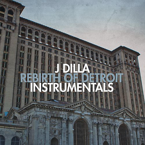 Alliance J Dilla - Rebirth of Detroit