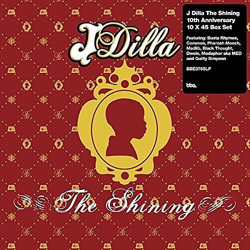 Alliance J Dilla - Shining