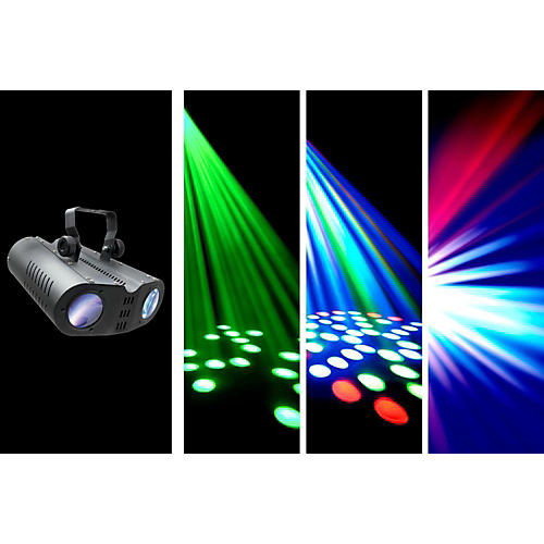 CHAUVET DJ J-Six - Dual LED Moonflower