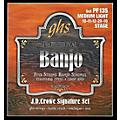 GHS J.D. Crowe Signature 5-String Banjo Medium Light Strings thumbnail