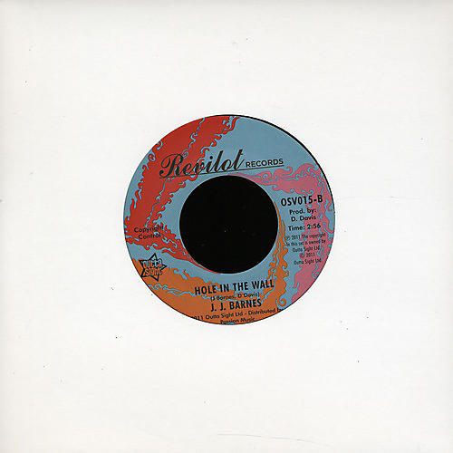 Alliance J.J. Barnes - Our Love Is in the Pocket/Hole in the Wall