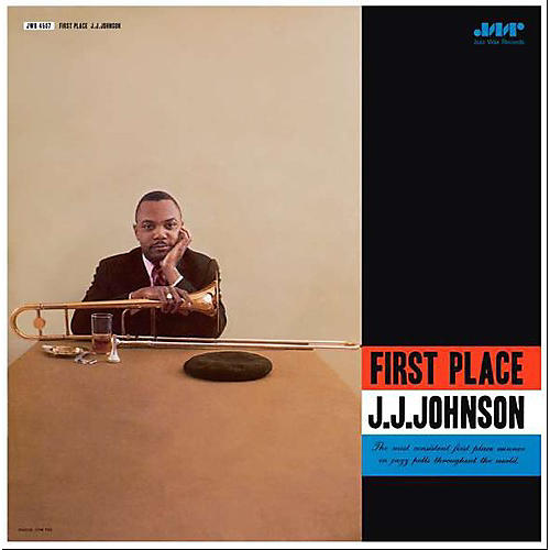 Alliance J.J. Johnson - First Place