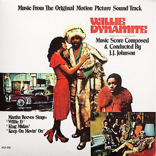 Alliance J.J. Johnson - Willie Dynamite