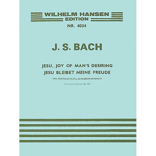 Music Sales J.S. Bach: Jesu, Joy Of Man's Desiring (Piano) Music Sales America Series