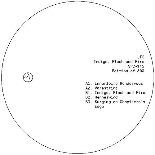 Alliance J.T.C. - Indigo, Flesh and Fire