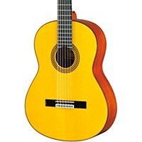 Yamaha Gc12 Handcrafted Classical Guitar Spruce