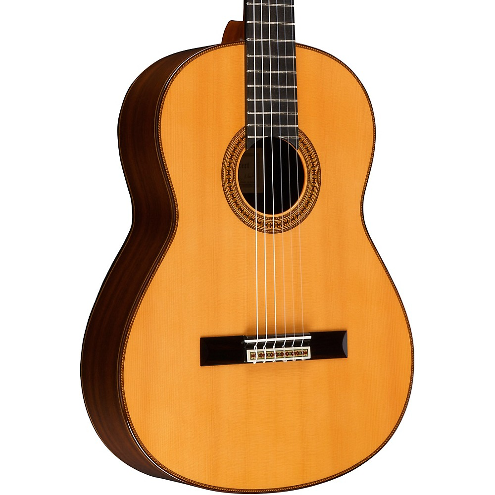 yamaha gc42 handcrafted classical guitar spruce ebay. Black Bedroom Furniture Sets. Home Design Ideas