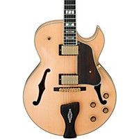 Ibanez Lgb30 George Benson Signature Hollowbody Electric Guitar Natural