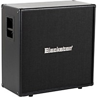 Blackstar Metal Series 4X12 Guitar Cabinet With Celestions Straight Black