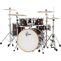 Gretsch Drums Catalina Maple 5-Piece Shell Pack With 20 Bass Drum Deep Cherry Burst