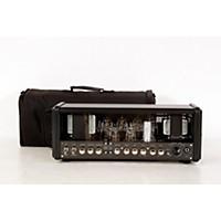 Used Hughes & Kettner Grandmeister 36W Tube Guitar Head Black 888365946474