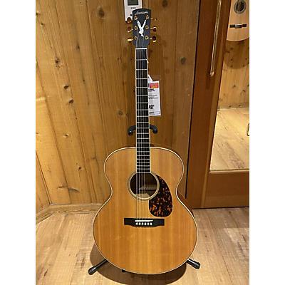 Larrivee J03E Jumbo Acoustic Electric Guitar