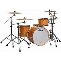Ludwig Signet 105 Gigabeat 3-Piece Shell Pack Natural Teak