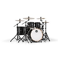 Mapex Armory Series 6-Piece Studioease Shell Pack Transparent Black