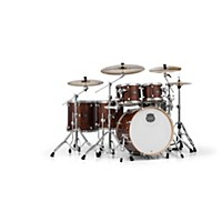Mapex Armory Series 6-Piece Studioease Shell Pack Transparent Walnut