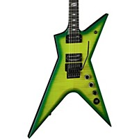Dean Stealth Floyd Rose Flame Maple Dime Slime